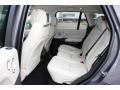2016 Land Rover Range Rover Ebony/Ivory Interior Rear Seat Photo