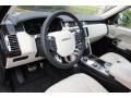 Ebony/Ivory 2016 Land Rover Range Rover Supercharged Interior Color