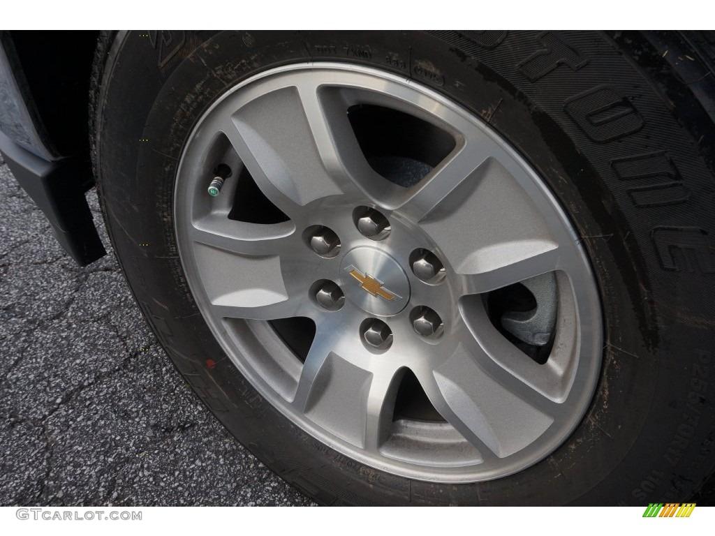 2016 Chevrolet Silverado 1500 LT Double Cab 4x4 Wheel Photo #108758653