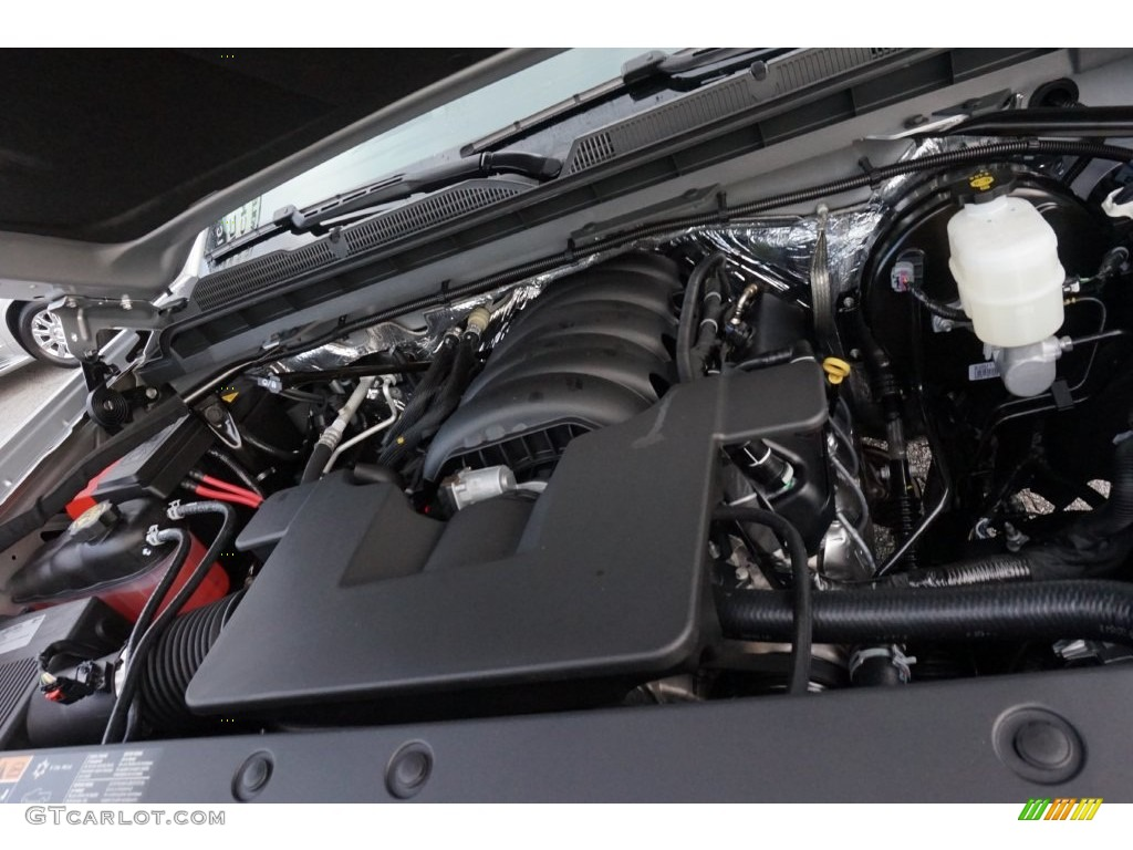 2016 Chevrolet Silverado 1500 LT Double Cab 4x4 5.3 Liter DI OHV 16-Valve VVT EcoTec3 V8 Engine Photo #108758686