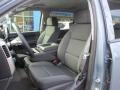 2016 Slate Grey Metallic Chevrolet Silverado 1500 LT Crew Cab 4x4  photo #12