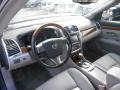 2008 SRX V8 Light Gray/Ebony Interior