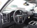 2016 Summit White Chevrolet Silverado 1500 LT Crew Cab 4x4  photo #11