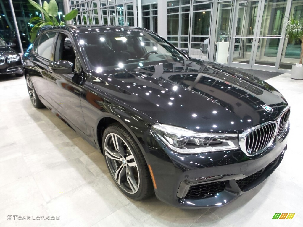 black sapphire metallic 2016 bmw 7 series 750i xdrive. Black Bedroom Furniture Sets. Home Design Ideas