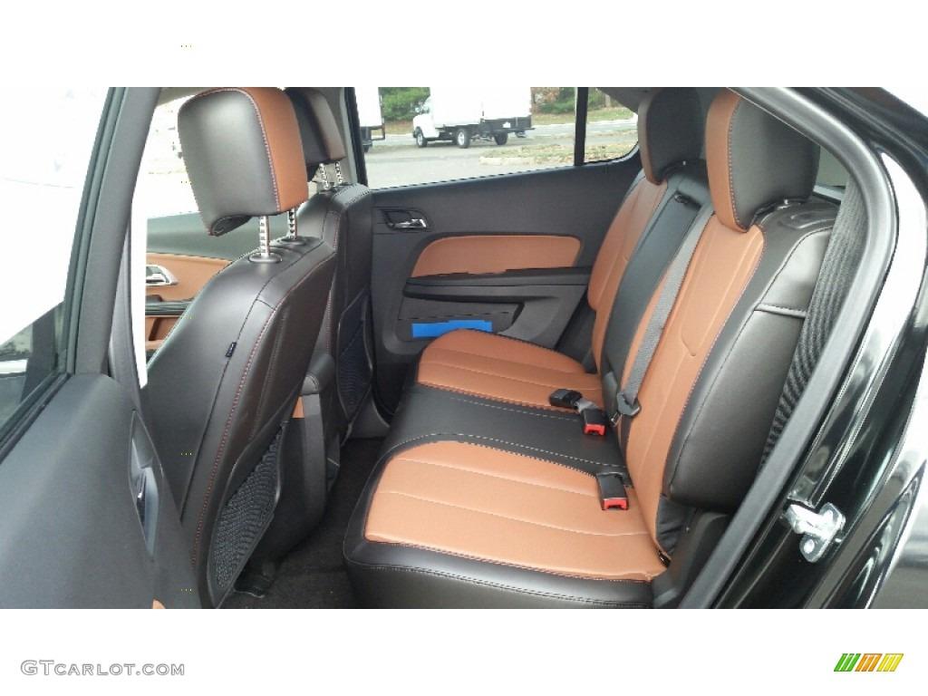 ... Up/Jet Black Interior 2016 Chevrolet Equinox LTZ AWD Photo #108793429