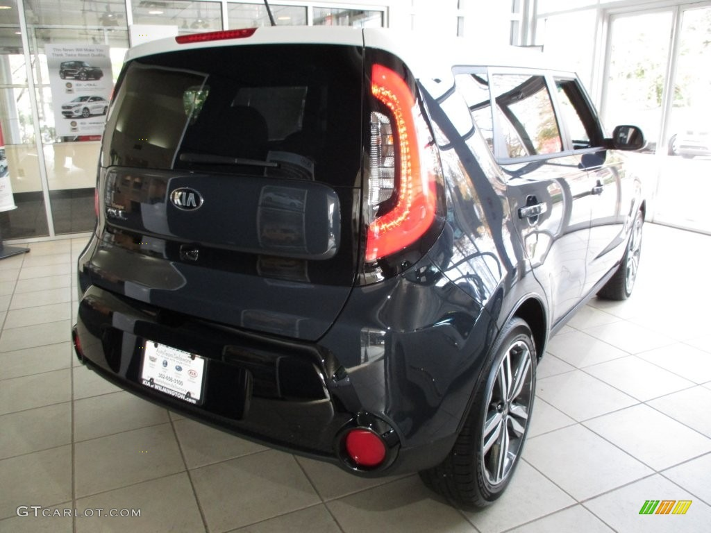 2016 Fathom Blue Kia Soul 108794709 Photo 3