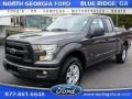 Magnetic Metallic 2015 Ford F150 Gallery