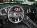 2016 Dodge Challenger Black Interior Dashboard Photo