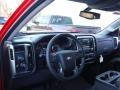 2016 Red Hot Chevrolet Silverado 1500 LT Crew Cab 4x4  photo #11
