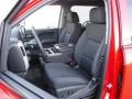 2016 Red Hot Chevrolet Silverado 1500 LT Crew Cab 4x4  photo #13