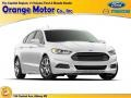 Oxford White 2016 Ford Fusion SE