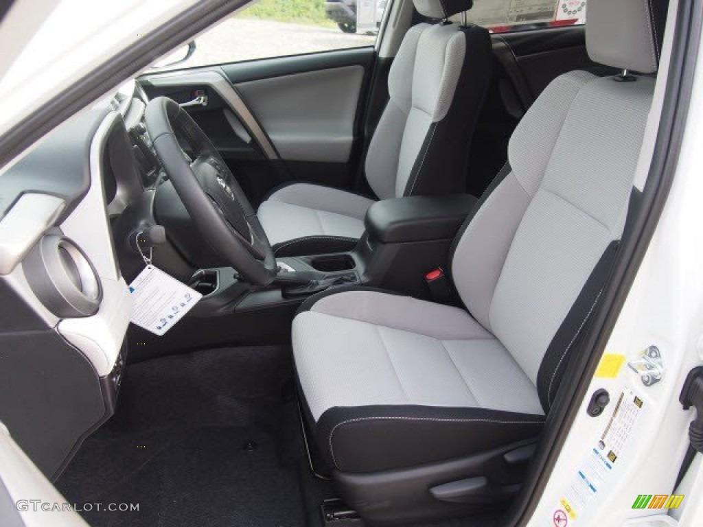 Ash Interior 2016 Toyota RAV4 XLE AWD Photo #108877218