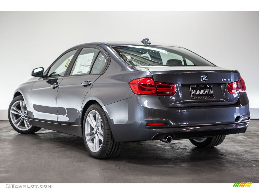 2016 mineral grey metallic bmw 3 series 320i sedan. Black Bedroom Furniture Sets. Home Design Ideas