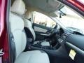 Ivory Front Seat Photo for 2016 Subaru Crosstrek #108885515
