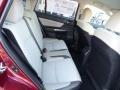 Ivory Rear Seat Photo for 2016 Subaru Crosstrek #108885557