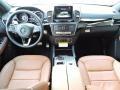 2016 GLE 450 AMG 4Matic Coupe Saddle Brown/Black Interior