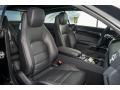 Front Seat of 2016 E 400 4Matic Sedan