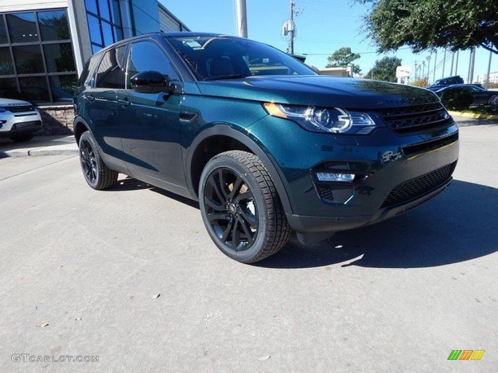 2016 aintree green metallic land rover discovery sport hse luxury 4wd 108864899. Black Bedroom Furniture Sets. Home Design Ideas