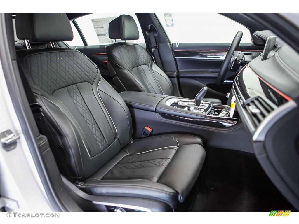 All BMW Models Bmw 7 Series 2016 Interior Black Interior 2016 BMW 7 Series  750i XDrive