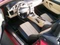 2001 Magma Red Mercedes-Benz SLK 230 Kompressor Roadster  photo #5