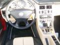 2001 Magma Red Mercedes-Benz SLK 230 Kompressor Roadster  photo #6