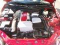2001 Magma Red Mercedes-Benz SLK 230 Kompressor Roadster  photo #8