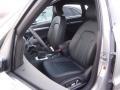 Black 2016 Audi Q3 Interiors