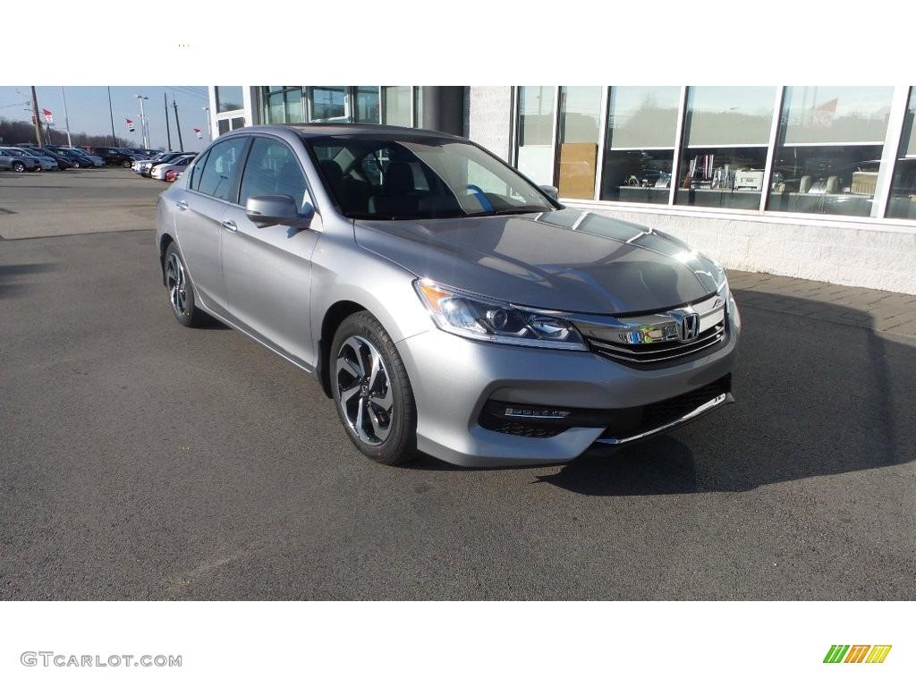 Lunar Silver Metallic Honda Accord