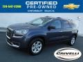 2013 Atlantis Blue Metallic GMC Acadia SLE AWD #108940848