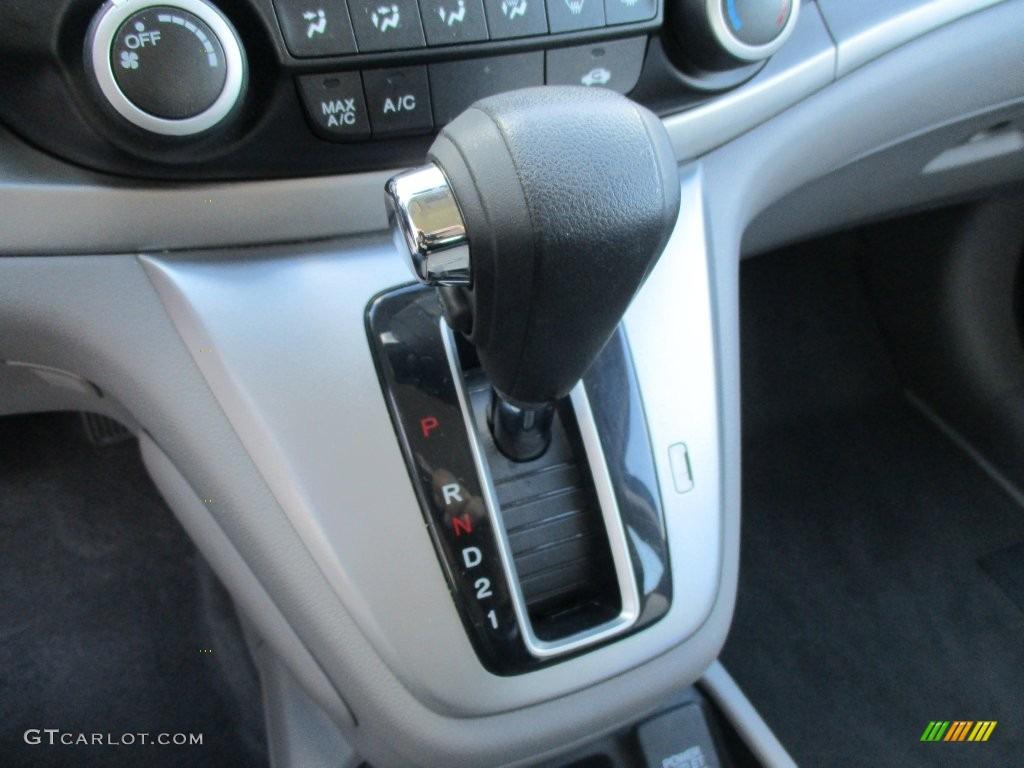2014 CR-V LX AWD - Polished Metal Metallic / Gray photo #12
