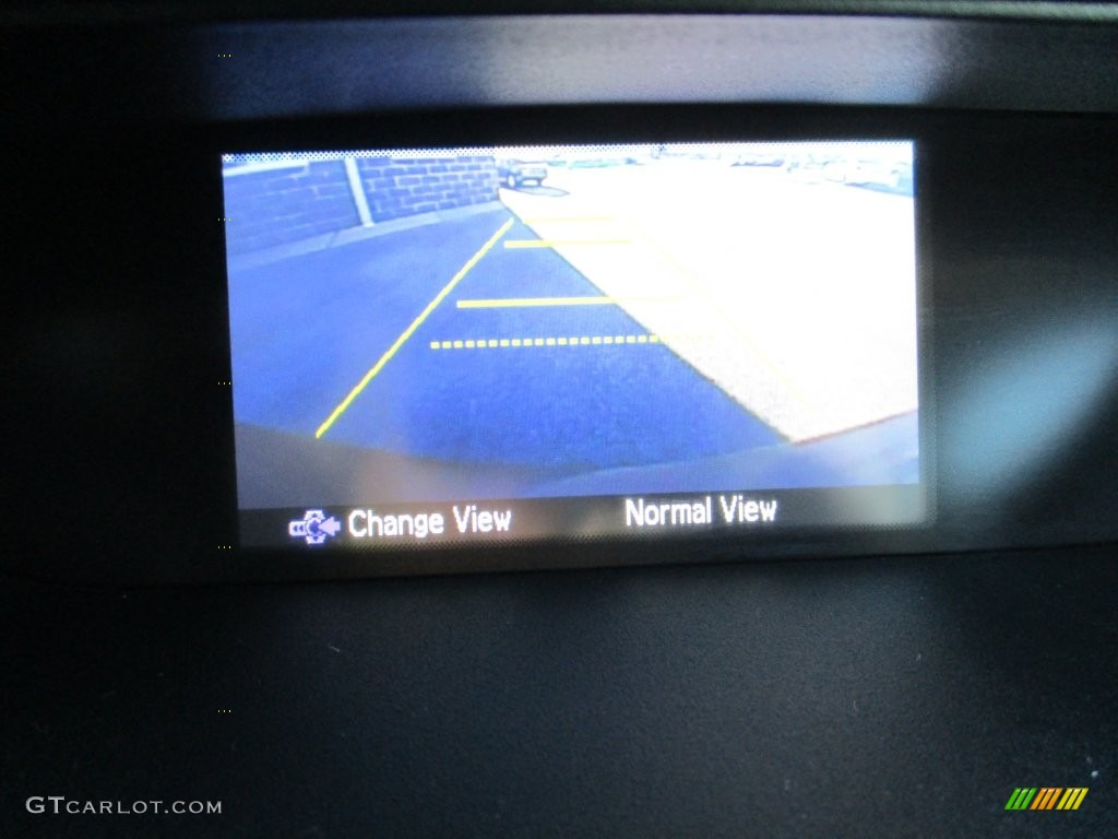 2014 CR-V LX AWD - Polished Metal Metallic / Gray photo #15