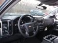 2016 Slate Grey Metallic Chevrolet Silverado 1500 LT Crew Cab 4x4  photo #9