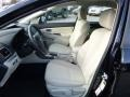 2016 Subaru Impreza Ivory Interior Front Seat Photo