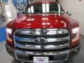 Ruby Red - F150 King Ranch SuperCrew 4x4 Photo No. 2