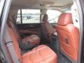 2015 Cadillac Escalade Kona Brown/Jet Black Interior Rear Seat Photo