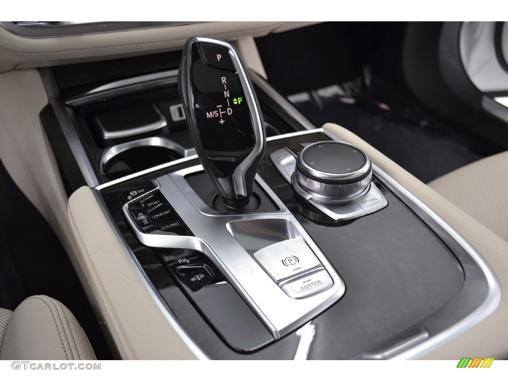 2016 BMW 7 Series 740i Sedan 8 Speed Automatic Transmission Photo