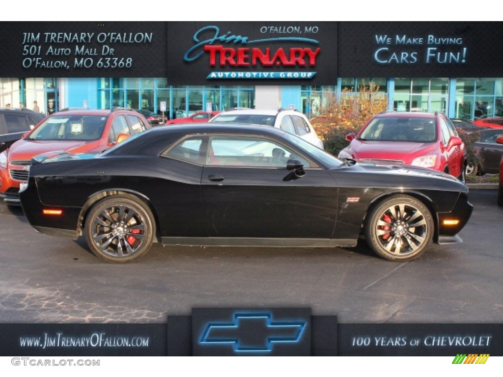 2014 Black Dodge Challenger Srt8 392 108972044 Gtcarlot Com Car Color Galleries