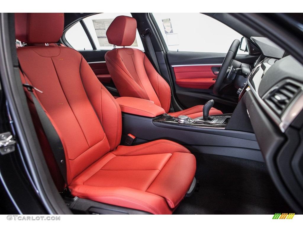 2016 Black Sapphire Metallic BMW 3 Series 340i Sedan