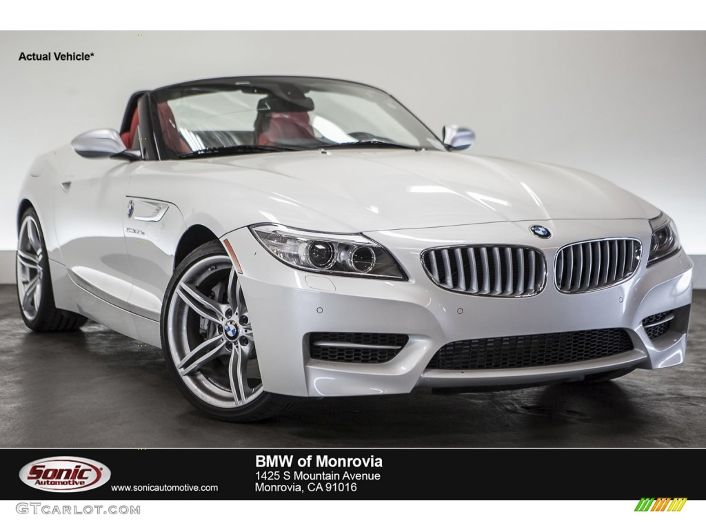 2016 Mineral White Metallic Bmw Z4 Sdrive35is 108972221