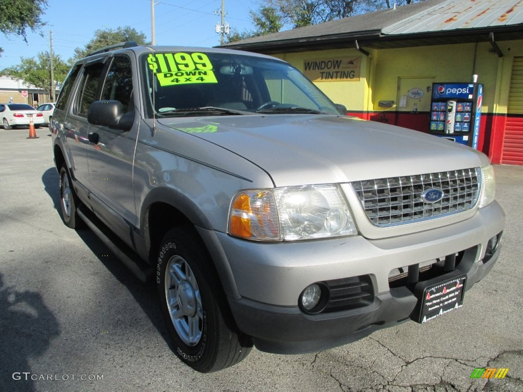 2003 silver birch metallic ford explorer xlt 108972260 gtcarlot