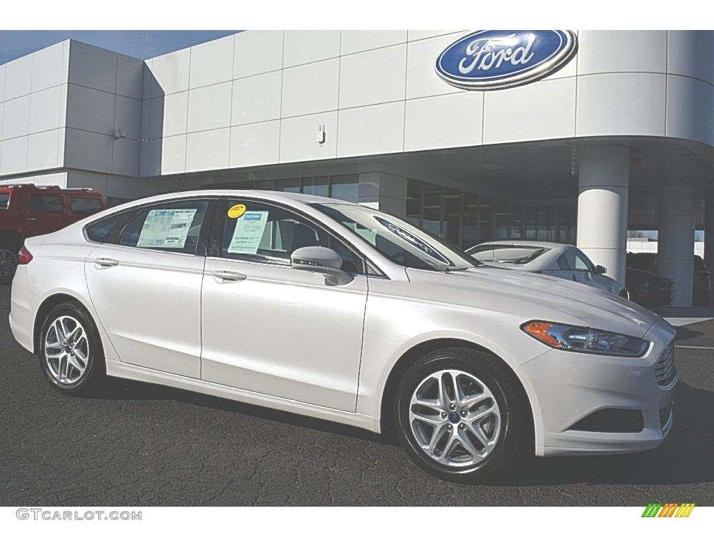 2016 white platinum tri coat metallic ford fusion se 108972138 photo 16 car. Black Bedroom Furniture Sets. Home Design Ideas