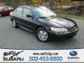 Nighthawk Black Pearl 2002 Honda Accord EX V6 Sedan