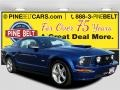 2006 Vista Blue Metallic Ford Mustang V6 Premium Coupe #109007486