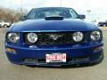 2006 Vista Blue Metallic Ford Mustang V6 Premium Coupe  photo #2