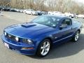 2006 Vista Blue Metallic Ford Mustang V6 Premium Coupe  photo #3