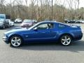 2006 Vista Blue Metallic Ford Mustang V6 Premium Coupe  photo #10