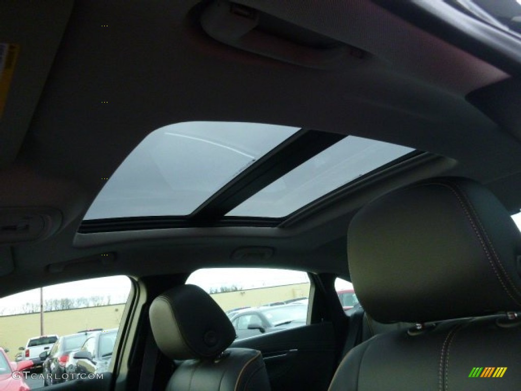 2016 Chevrolet Impala Ltz Sunroof Photo 109022120