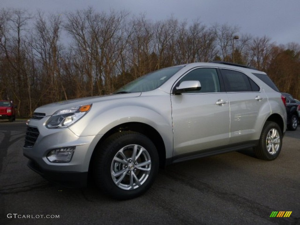2016 silver ice metallic chevrolet equinox lt awd 109007568 photo 12 car. Black Bedroom Furniture Sets. Home Design Ideas