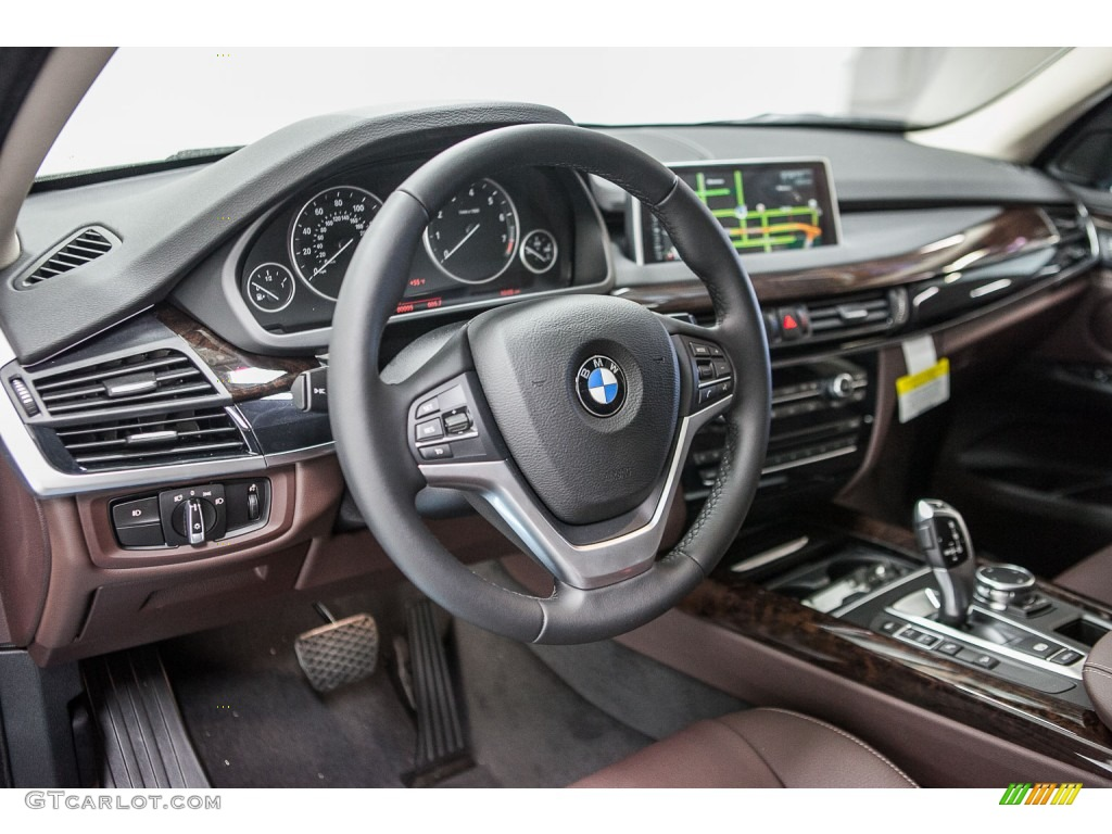mocha interior 2016 bmw x5 xdrive35i photo 109037030. Black Bedroom Furniture Sets. Home Design Ideas
