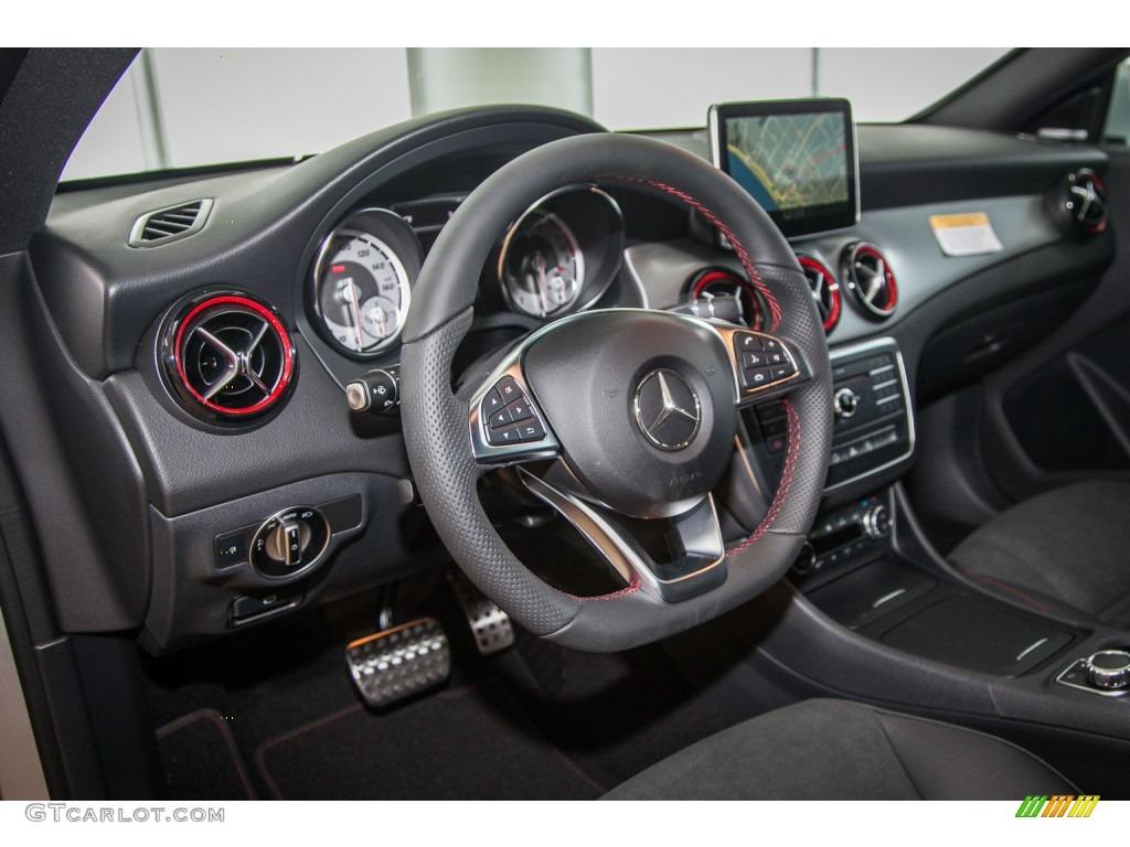 2016 Mercedes Benz Cla 250 Interior Color Photos